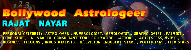 Rajat Nayar - Numerologist in Bangalore, Personal Celebrity Astrologer, Numerologist,  Gemologist, Graphologist, Palmist, Feng Shui, Vaastu Consultant For Bollywood Actor, Actresses, VVIP's, Business
