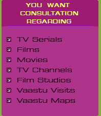 Tarot card reader in India, You Want Consultation Regarding Tv Serials, Films, Movies, Tv Channels, Film Studios, Vastu Visits, Vastu Maps